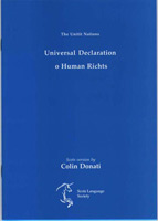 U.N. Declaration o Human Rights